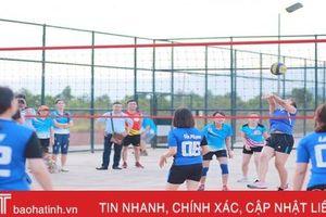 Formosa Hà Tĩnh tổ chức Giải bóng chuyền nam - nữ 2019