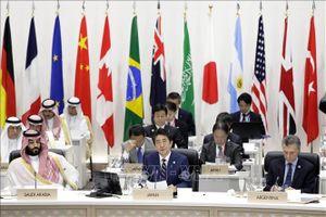 Hội nghị G20: Khẳng định sự cần thiết của thương mại tự do, công bằng
