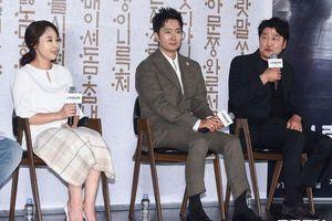 4 ngày trước khi chết, Jeon Mi Seon rạng rỡ tại họp báo bộ phim cuối đời và không có dấu hiệu bất thường