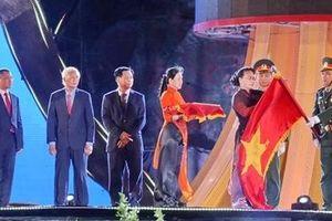 Phú Yên vinh dự đón nhận Huân chương Độc lập hạng Nhất