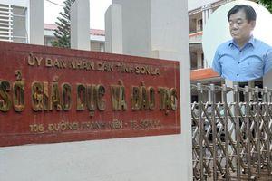 Giám đốc Sở GD-ĐT Sơn La không thể 'hạ cánh an toàn' vì sai phạm