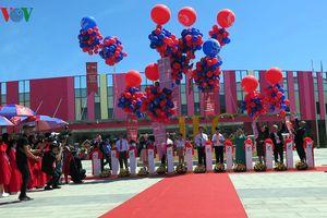 Khánh thành thành phố Giáo dục Quốc tế tại Quảng Ngãi