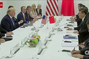 Xung đột thương mại Mỹ-Trung vẫn bế tắc sau hội đàm tại G20?