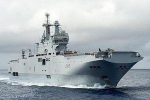 Pháp kiên quyết duy trì tuần tra trên Biển Đông