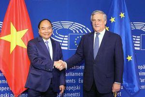 VN và EU hôm nay ký 'FTA tham vọng nhất' với các nước đang phát triển