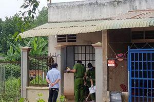 Bình Phước: Một phụ nữ bị cắt cổ, chết trong tình trạng thiếu vải