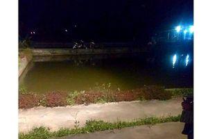 Đau lòng ba cháu bé cùng một gia đình bị đuối nước tại ao nhà