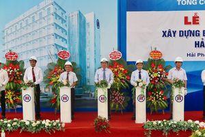 Khởi công Bệnh viện đa khoa 400 tỷ đồng tại Hải Phòng