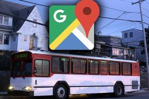 Google Maps được bổ sung tính năng hữu ích cho người đi xe bus, tàu điện ngầm