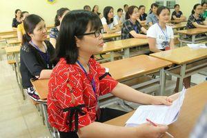 Hà Nội dự kiến 1/7 quét xong trắc nghiệm thi THPT quốc gia 2019