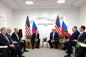 Điều gì chi phối cuộc gặp thượng đỉnh Nga-Mỹ tại G20?
