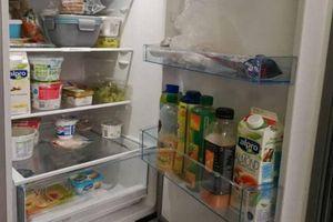 Bạn muốn tăng gấp đôi không gian trong tủ lạnh? Hãy sử dụng đũa!