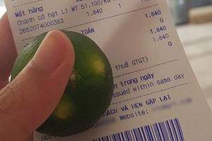 Sau vụ thanh niên vào siêu thị mua 1 quả vải, 'dân tình' đua nhau mua 1 quả khiến 'hội thu ngân' ngán ngẩm