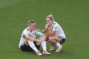 World Cup nữ 2019: Thụy Điển ngược dòng loại đội tuyển Đức