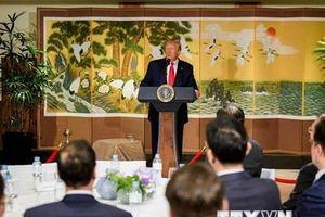 Tổng thống Trump yêu cầu các công ty Hàn Quốc mở rộng đầu tư vào Mỹ