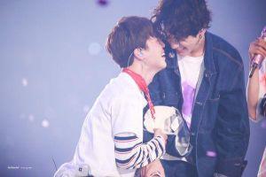 Chỉ chút tinh ý nhỏ trên sân khấu, fan cũng nhận ra Jungkook (BTS) thương Jimin như thế nào