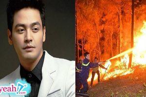 MC Phan Anh lên tiếng xin lỗi vì bày tỏ cảm xúc không đúng cách giữa hai đám cháy tại Hà Tĩnh và nhà thờ Đức bà Paris