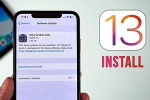 5 lý do bạn chưa nên cài đặt iPadOS hoặc beta iOS 13