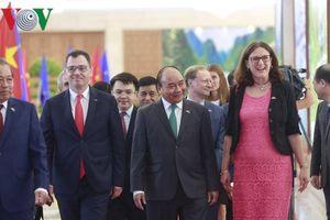 Chính thức ký EVFTA giữa Việt Nam và EU