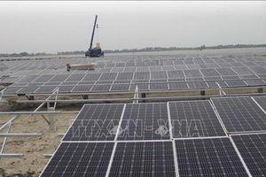 Khánh thành Nhà máy điện mặt trời tại tỉnh Quảng Trị