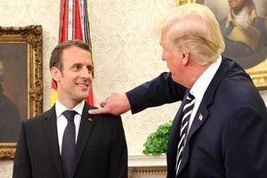 Những khoảnh khắc hài hước của Tổng thống Mỹ Donald Trump
