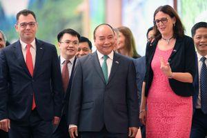 EVFTA và CPTPP cho thấy niềm tin vào thương mại tự do vẫn mạnh mẽ