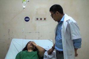 Xử lý thật nghiêm đối tượng hành hung nữ bác sĩ