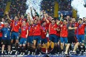 U21 Tây Ban Nha vô địch giải U21 châu Âu