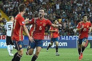 Thắng Đức, U21 Tây Ban Nha phục hận thành công, lên ngôi vô địch U21 châu Âu