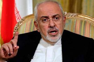 Ngoại trưởng Javad Zarif: Nếu muốn nói chuyện với Iran, Washington trước hết nên thể hiện sự tôn trọng