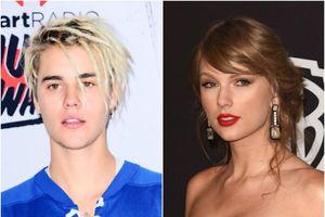 Taylor Swift - Justin Bieber 'khẩu chiến' trên mạng xã hội, nhiều sao đình đám cũng 'nhập cuộc'