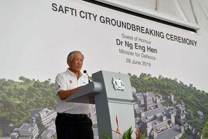 Singapore xây trung tâm 'thông minh' huấn luyện binh sĩ thế hệ mới