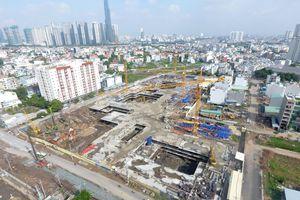 Nguồn cung bất động sản sụt giảm thê thảm