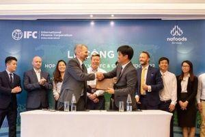 IFC tài trợ 8 triệu USD cho Tập đoàn nông nghiệp Nafoods Group