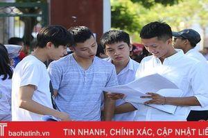 Công bố kết quả thi THPT quốc gia trước ngày 14/7