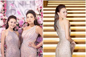 Hoa hậu Kỳ Duyên, Lan Ngọc so kè nhan sắc tại sự kiện