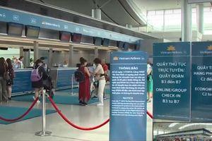 Sân bay Tân Sơn Nhất ngưng phát loa thông báo