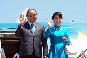 Phát hiện thú vị: Thủ tướng Nguyễn Xuân Phúc thường xuyên mặc tương đồng với phu nhân