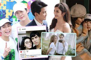 6 cặp đôi 'phim giả tình thật' viên mãn bước ra từ những bộ phim truyền hình Thái Lan được sản xuất bởi đài ONE31