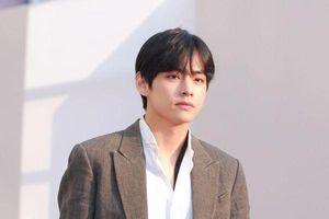 Khán giả Hàn nói gì trước vẻ đẹp như tài tử của bố V (BTS)?