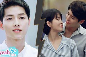 Không hề có chuyện Song Joong Ki lên tiếng về tin đồn Song Hye Kyo ngoại tình với Park Bo Gum