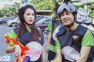 Hot girl Sam bỗng được Anh Tú công khai giới thiệu là bạn gái khiến Thu Trang, Tiến Luật ngỡ ngàng