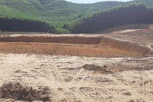 Nghệ An: San lấp trái phép đất nông nghiệp xây dựng nhà máy