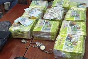 Biên giới Tây Nam - 'điểm đen' buôn lậu ma túy xuyên quốc gia