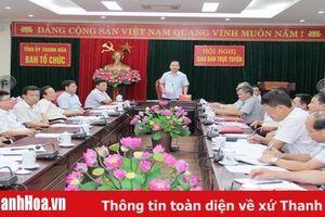 Hội nghị giao ban trực tuyến toàn quốc về công tác tổ chức xây dựng Đảng 6 tháng đầu năm 2019