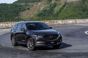 Đánh giá Mazda CX-8, đối thủ đáng gờm trong phân khúc SUV tại Việt Nam