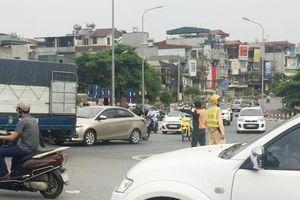 Hà Nội công bố xóa sổ 6 'điểm đen' ùn tắc giao thông