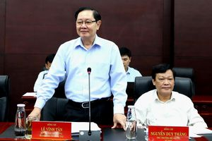 Bộ Nội vụ tăng cường kiểm tra công tác cán bộ
