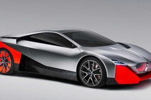 BMW Vision M Next Concept: Có gì trong một chiếc xe thể thao tự lái ?