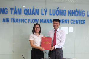 VATM: Bổ nhiệm Phó Trưởng phòng Tổ chức cán bộ - Lao động Trung tâm Quản lý luồng không lưu